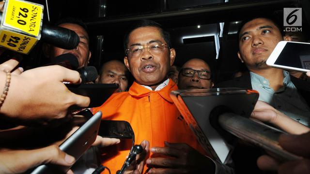 Foto Saat KPK Panggil Dirut PT PJB Terkai Kasus Suap PLTU Riau-1