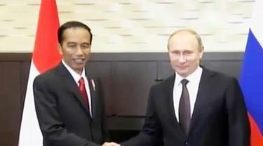 Kerja sama RI-Rusia
