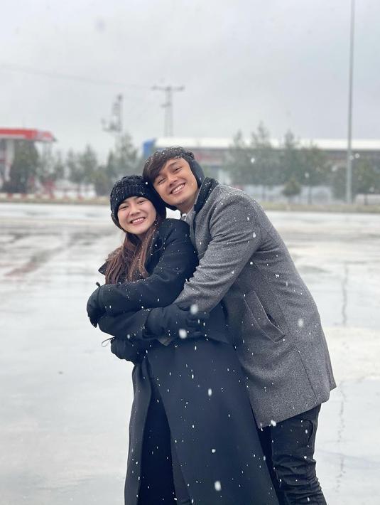 Felicya Angelista dan Caesar Hito (Instagram/felicyangelista_)