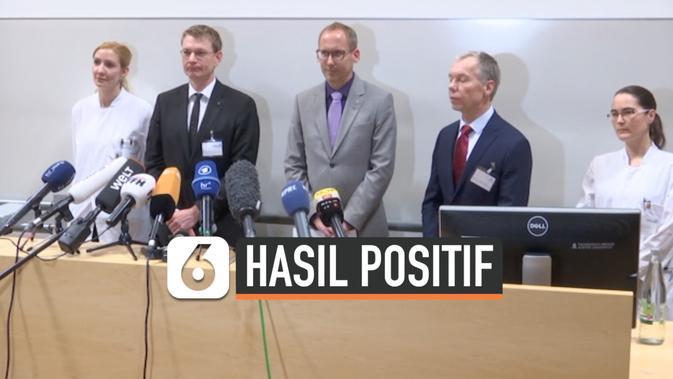 VIDEO: 2 Warga Jerman Positif Terjangkit Virus Corona ...