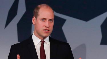 Pangeran William (Foto: AFP/Alastair Grant)