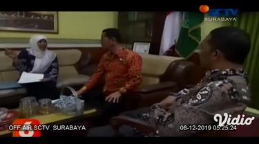 Polemik kasus soal ujian sekolah yang mengangkat tema khilafah juga terjadi di Madrasah Aliyah di Sidoarjo, Jawa Timur. Pihak Kemenag mengakui soal tersebut memang ada, karena soal tersebut dibuat sesuai dengan kurikulum yang berlaku saat ini.