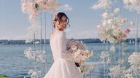 Rinita Christabella menikah