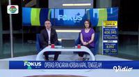 Fokus Pagi ini mengangkat beberapa berita menarik di antaranya, Waspada Angin Puting Beliung, Banjir Lahar Dingin Semeru, Jalan Tol Jakarta-Cikampek Padat, Perawatan Pasien Covid-19.
