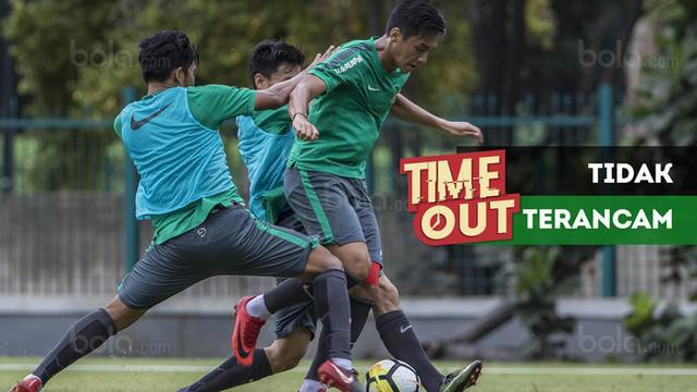 Berita video Time Out kali ini tentang gelandang serang Timnas Indonesia U-23, Septian David Maulana, yang merasa tidak terancam dengan kehadiran Egy Maulana Vikri.