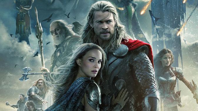 Thor: Love and Thunder Bakal Ada Rasa Avengers 5