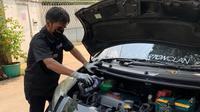 PT Exxon Mobil Lubricants Indonesia (PT EMLI) berkolaborasi dengan Brum Indonesia dalam menghadirkan layanan servis mobil di rumah. (ist)