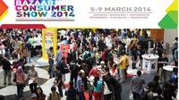 Mega Bazaar Consumer Show (MBCS) 2014