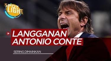Berita Video Eden Hazard dan 5 pemain yang paling sering dimainkan Antonio Conte