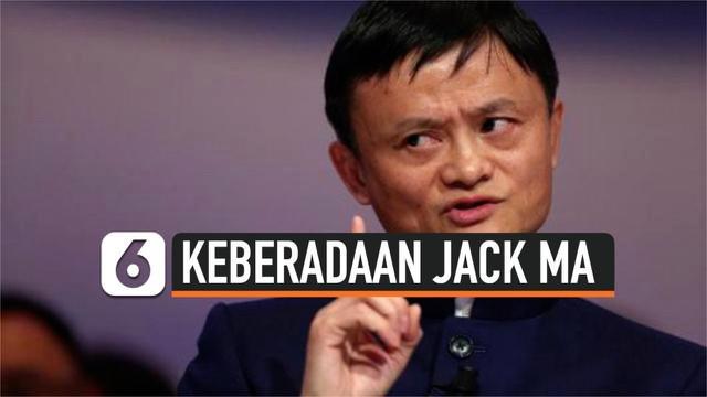 Lama tidak muncul di publik, keberadaan Jack Ma akhirnya terungkap. Sebelumnya banyak pihak menduga Jack Ma hilang setelah dirinya menyampaikan kritik terhadap sistem keuangan China.