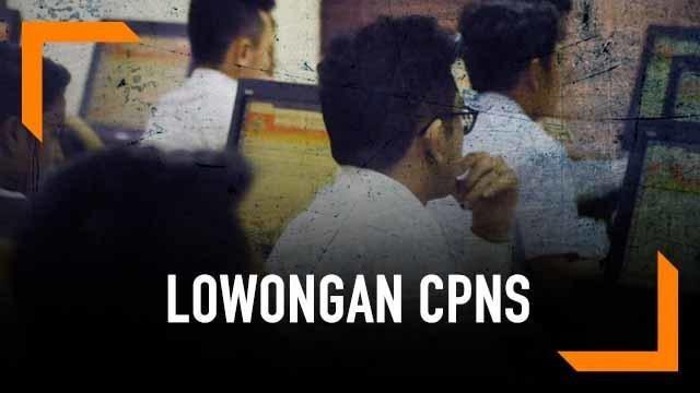 Pemerintah akan membuka penerimaan Calon Pegawai Negeri Sipil (CPNS) dan Pegawai Pemerintah dengan Perjanjian Kerja (PPPK) sebanyak 254.173 formasi di tahun ini.