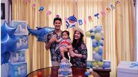 7 Momen Ulang Tahun Pertama Anak Tasya Kamila, Penuh Rasa Bahagia (Sumber: Instagram/@randibachtiar)