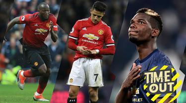 Berita video Time Out yang membahas tentang lima pemain Manchester United yang memiliki gaji selangit.