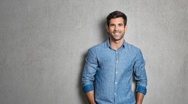 Ilustrasi gaya casual (Foto:Shutterstock)