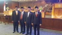 4 anggota DPR baru Hanura janji kerja optimal. (Istimewa)