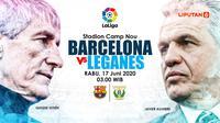 prediksi BARCELONA VS LEGANES (Liputan6.com/Abdillah)
