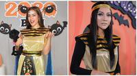 Artis rayakan Halloween (Sumber: Instagram/sarwendah29/inijedar)