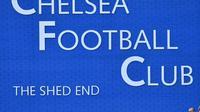 Interior kandang Chelsea, Stamford Bridge. (AFP/Ben Stansall)
