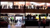 Atap Mall Bocor (Sumber: Twitter/EBakuTheGreat)