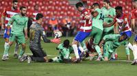 Granada Vs Real Madrid (AFP/ Jorge Guerrero)