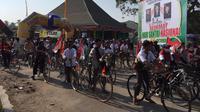 Gowes Nusantara 2019 digelar di kabupaten Pringsewu (dok: Kemenpora)