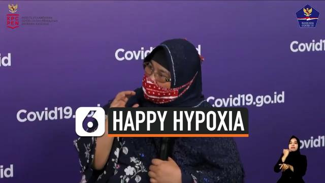 happy hypoxia