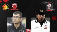 Piala Menpora 2021: Persik Kediri vs Madura United. (Bola.com/Dody Iryawan)