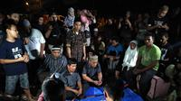 Jenazah pria 24 tahun itu pada dimakamkan pada Senin, 18 November 2019, sekitar pukul 19.15 WIB. Rabbial dimakamkan di TPU Sei Sikambing D setelah disalatkan di Musala Taqwa, Jalan Jangka, Kelurahan Sei Putih Barat, Kecamatan Medan Petisah.