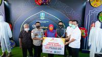MPM Honda Jatim donasikan alat kesehatan senilai Rp3,1 miliar (ist)