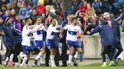 1. San Marino (Eropa) - Pemerintah negara kecil di eropa ini membuat kebijakan libur nasional setiap timnas San Marino cetak gol di laga internasional. Meskipun kalah, mencetak gol dianggap suatu keberhasilan yang pantas dirayakan. (AFP/Vidar Ruud)
