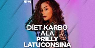 Bagaimana diet karbo ala Prilly Latuconsina? Yuk, kita cek video di atas!
