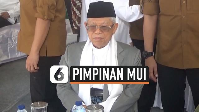Wapres Ma'ruf Amin bersedia mundur dari kursi Ketua Umum MUI. Dalam waktu dekat MUI akan menggelar Munas. Anggaran dasar MUI tidak memperbolehkan ketua umum MUI merangkap jabatan.