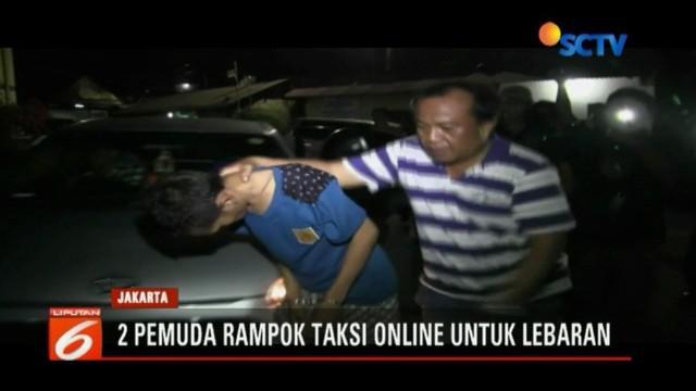 Peristiwa berawal ketika Febri bersama rekannya menumpangi taksi online dari kawasan Jalan Iskandar Muda Jakarta Selatan menuju Jakarta Barat.
