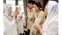 7 Momen Spesial Tasyakuran Tujuh Bulanan Gista Putri, Hangat dan Khusyuk (sumber: Instagram.com/wishnutama)