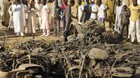 Presiden Goodluck Jonathan mengajak seluruh rakyat untuk bersiap melawan kelompok bersenjata yang mengganggu stabilitas negara.