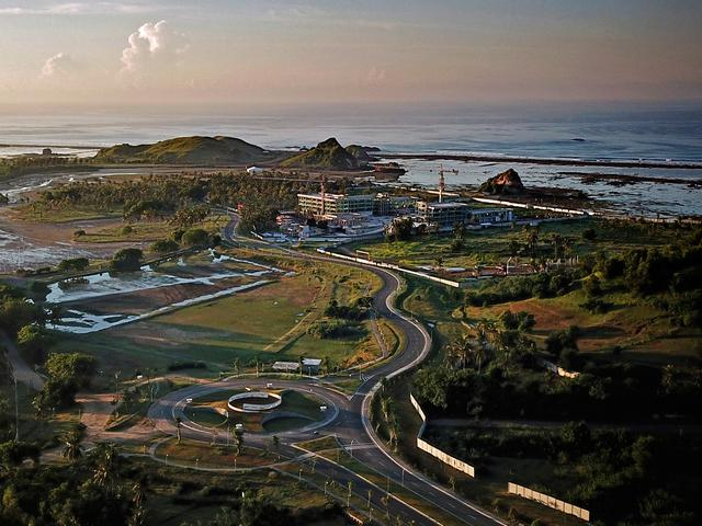 Sambut MotoGP 2021, Pembangunan Sirkuit Mandalika Sesuai Jadwal - Bola  Liputan6.com