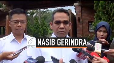 Prabowo Subianto mengumpulkan anggota Dewan Pembina dan Pimpinan Partai Gerindra di Hambalang, Jawa Barat. Pertemuan dilakukan sebagai konsolidasi internal partai.