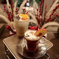 Resep minuman untuk Imlek. (Foto: Dok. Nespresso)