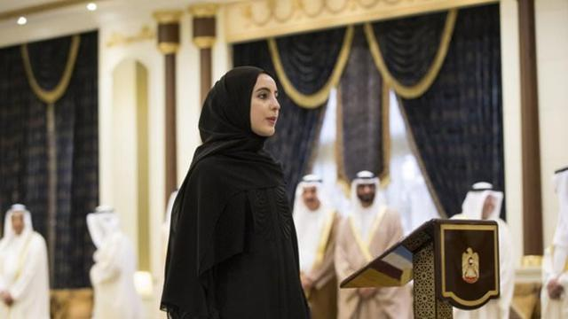 Berusia 22 Tahun, Shamma Al Mazrui Pecahkan Rekor Jadi Menteri Termuda di Dunia