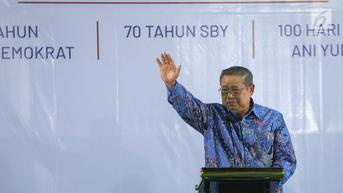 SBY Singgung Soal Keadilan, Demokrat: Penting Dijadikan Sebagai Pengingat