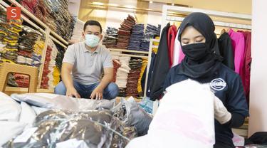 Penjual UMKM Shopee-Grosir baju Keisha