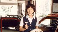 Desainer Mobil Wanita Pertama di Jepang (Nissan)