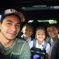 (Instagram/darius_sinathrya)
