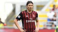Gelandang AC Milan asal Italia, Riccardo Montolivo. (dok. AC Milan)