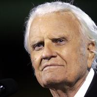 Billy Graham meninggal dunia diusia 99 tahun. (AFP/Larry W. Smith)