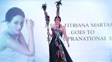 Puteri Indonesia Pariwisata 2019, Jesica Fitriana