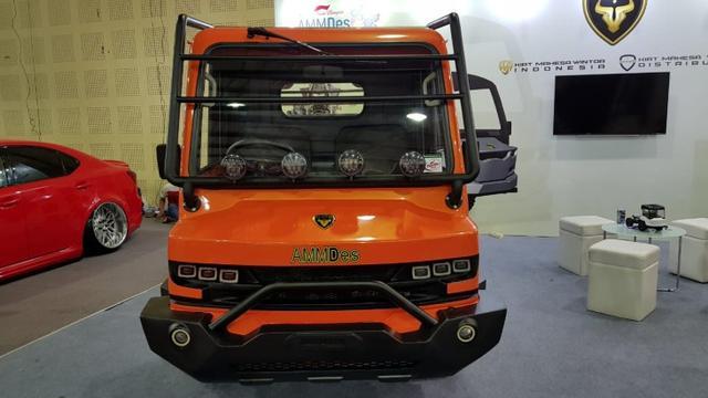 AMMDes, mobil pedesaan dari KMW