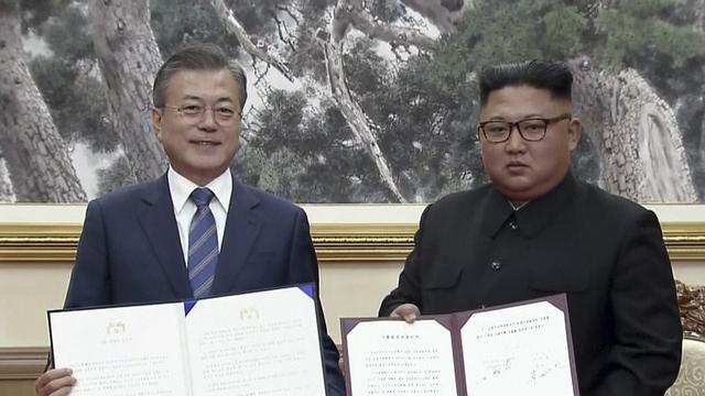 Kim Jong-un dan Moon Jae-in Sepakati Perjanjian Baru di Semenanjung Korea, Apa Isinya?