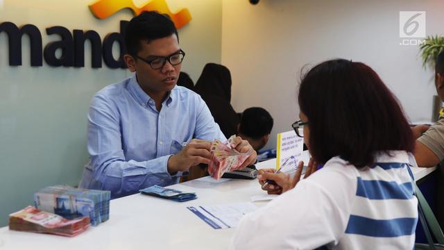 Bank Mandiri Janji Beri Kelonggaran Kredit Nasabah Terdampak Virus