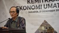 Pendiri GarudaFood Group, Sudhamek AWS. (Liputan6.com/Fiki Ariyanti)